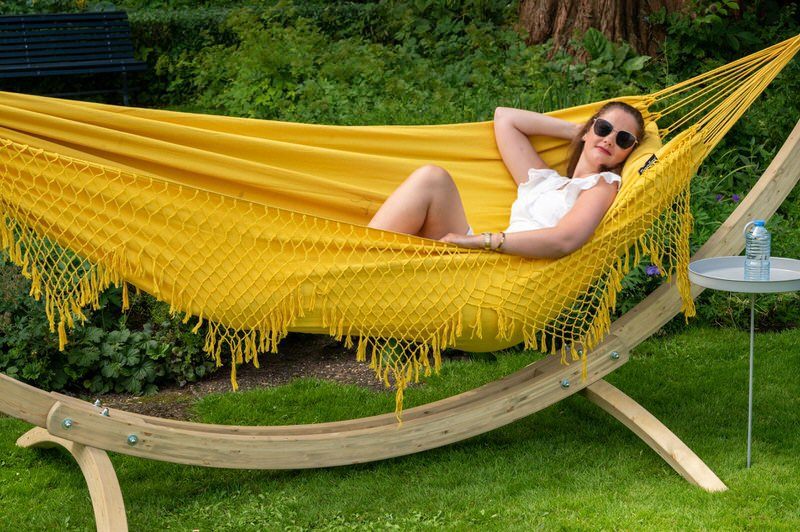 A Perfectly-Balanced Hammock Is Good for You