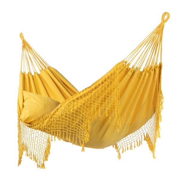 Fine Yellow XXL Hammock