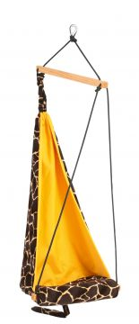 Hang Mini Giraffe Children Hanging Chair