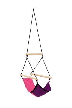Swinger Pink Children Hanging Chair