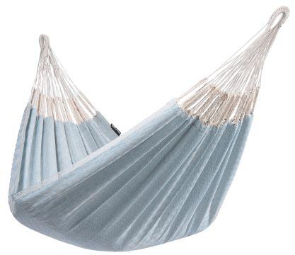 Natural Blue Single Hammock