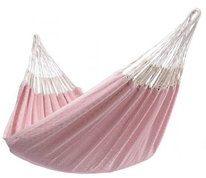 Natural Pink Single Hammock