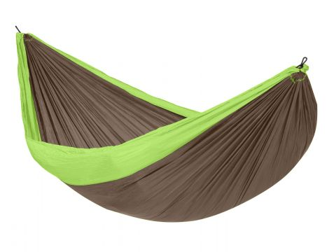 Outdoor Lime Single Camping Hammock