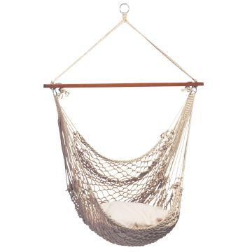 Rope Natura Single Hanging Chair