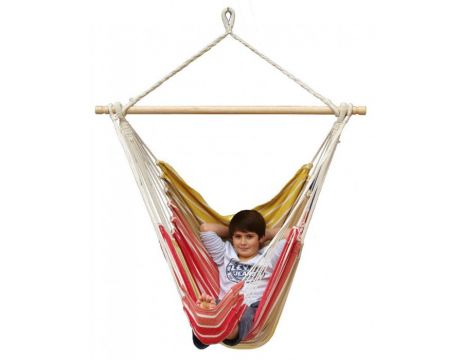 Tropical Earth Lounge Single Hanging Chair