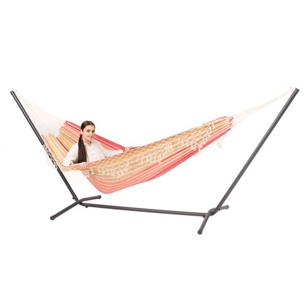 'Easy'  Double Hammock Stand